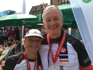 Yvonne und Ronald Worm